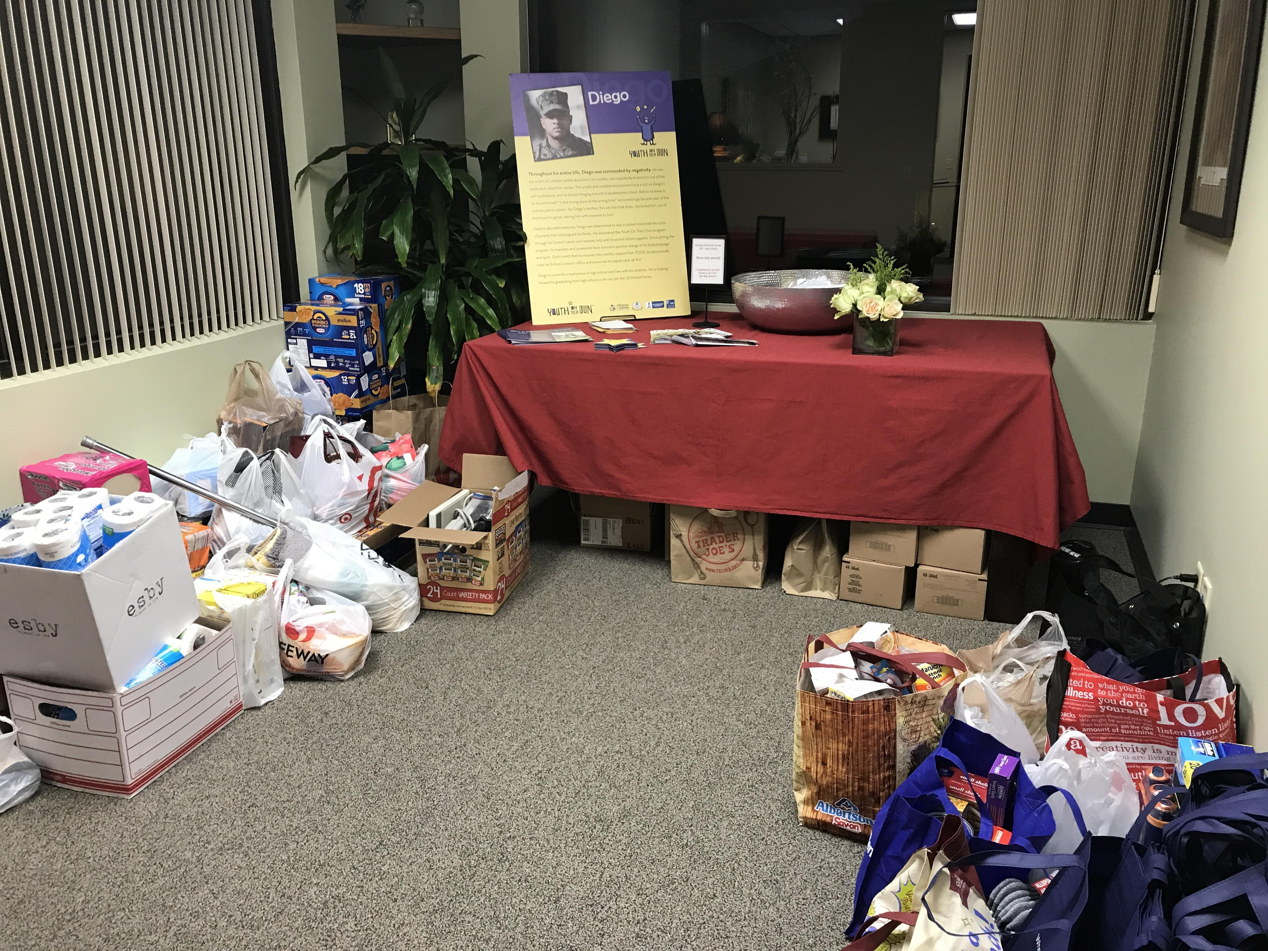 yoto donations 2017
